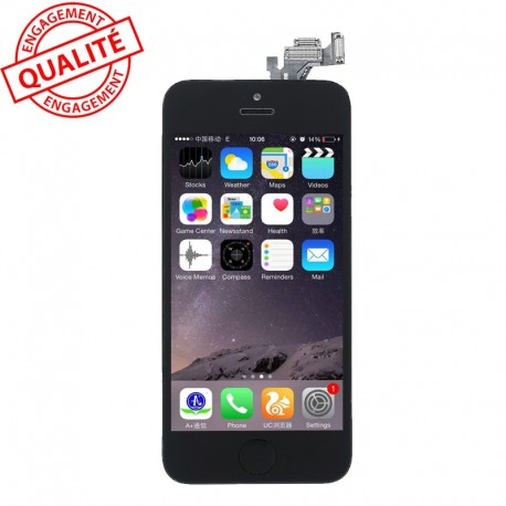 Ecran lcd iphone 5 noir