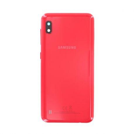 Coque arrière rouge pour Galaxy A10