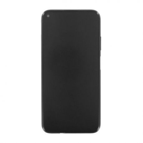 Ecran lcd Huawei P40 Lite sur chassis noir