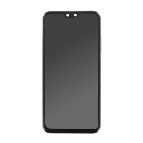 Ecran lcd Huawei Y9 2019 sur chassis noir