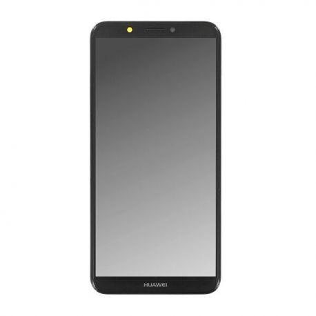 Ecran lcd Huawei Y7 2018 noir