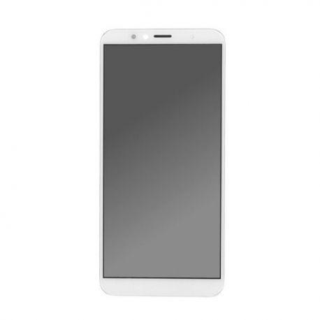 Ecran lcd Huawei Y6 2018 sur chassis doré sans logo