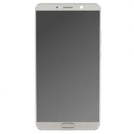 Ecran lcd Huawei Mate 10 sur chassis doré sans logo