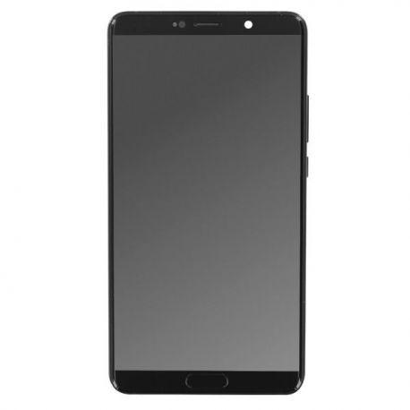 Ecran lcd Huawei Mate 10 sur chassis noir sans logo