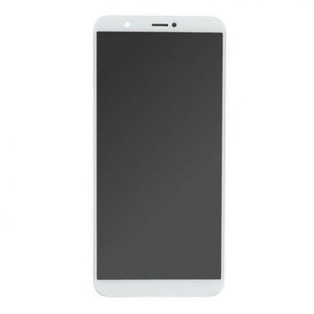 Ecran lcd Huawei P sur chassis en or blanc sans logo