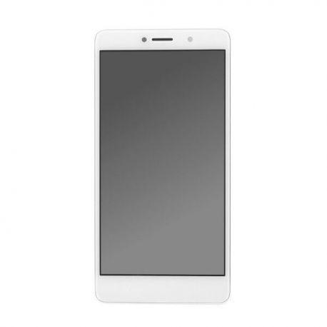 Ecran lcd Huawei Honor 6X sur chassis blanc sans logo