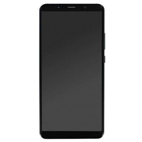 Ecran lcd Huawei Mate 10 Pro sur chassis noir sans logo