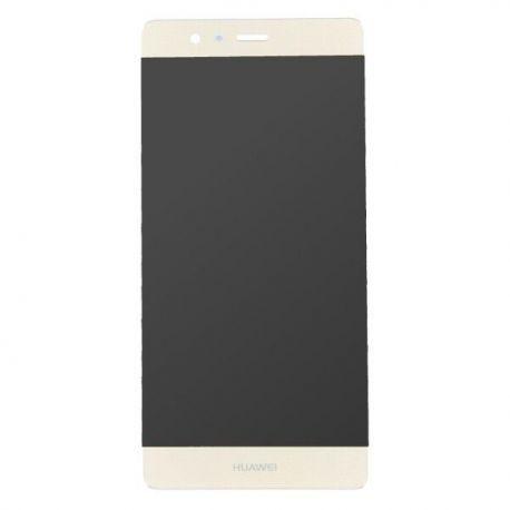 Ecran lcd Huawei P9 doré