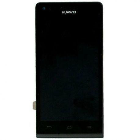 Ecran lcd Huawei Ascend G6 sur chassis noir