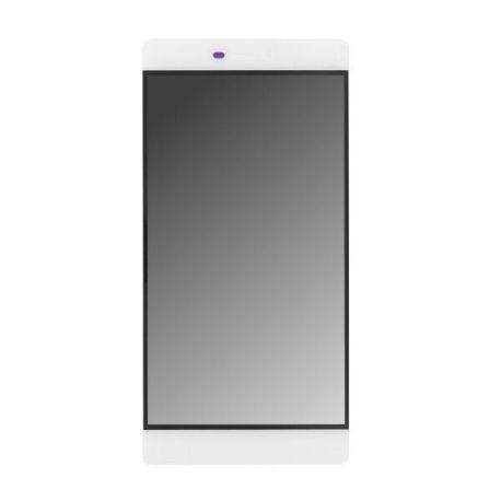 Ecran lcd Huawei P8 lite blanc