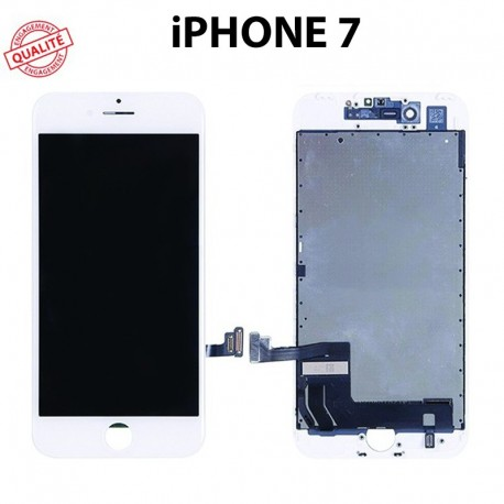Ecran lcd Appple iphone 7 blanc