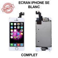 Ecran iphone SE blanc Complet