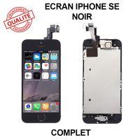 Ecran iphone SE noir Complet