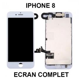 Ecran iphone 8 blanc Complet + outils