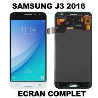 Ecran LCD Samsung J3 2016 Blanc