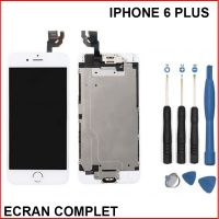 Ecran lcd iphone 6 plus blanc