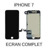 Ecran iphone 7 noir Complet