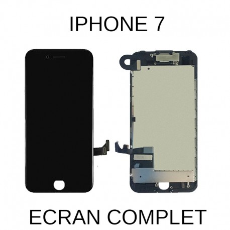 Ecran lcd iphone 7 noir