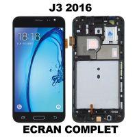 Ecran lcd J3 2016 Complet - NOIR