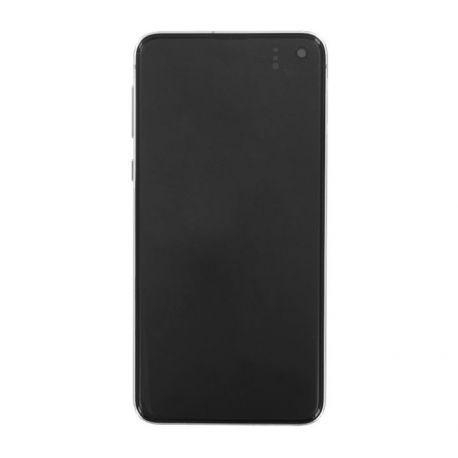 Ecran Samsung Galaxy S10e G970F prism blanc