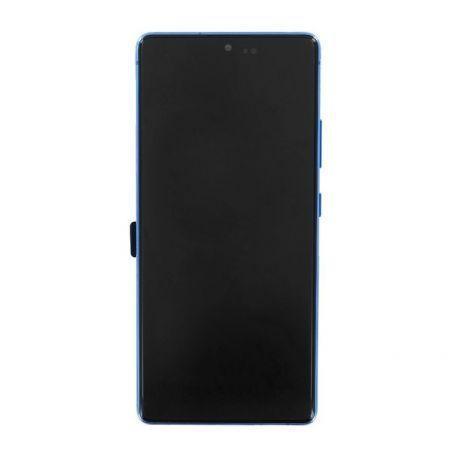 Ecran Samsung Galaxy S10 Lite G770F bleu