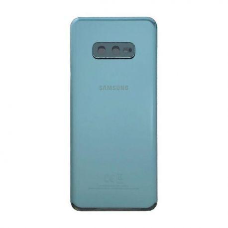 Vitre arrière Samsung Galaxy S10e G970F vert