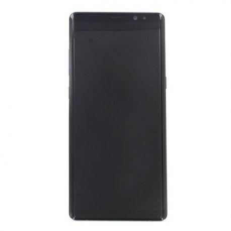 Ecran Samsung Galaxy Note 8 N950F bleu
