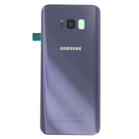 Vitre arrière Vitre arrière Samsung Galaxy S8 Plus G955F -Violet