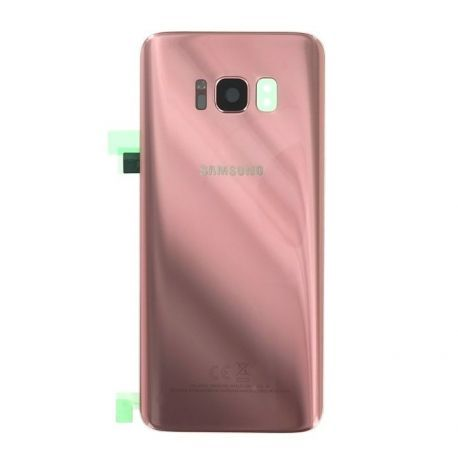 Vitre arrière Samsung Galaxy S8 G950F rose
