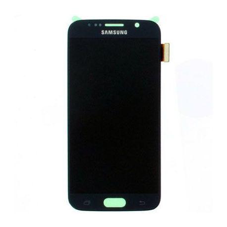 Ecran complet Samsung Galaxy S6 sans châssis-Noir