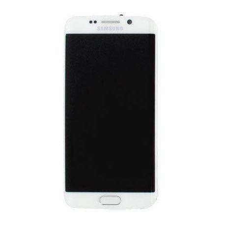Ecran complet Samsung Galaxy S6 Edge - Blanc