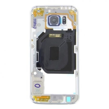 Samsung Galaxy S6 Middle Cover noir